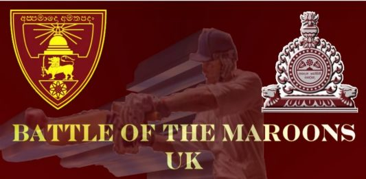 Battle of the maroons UK